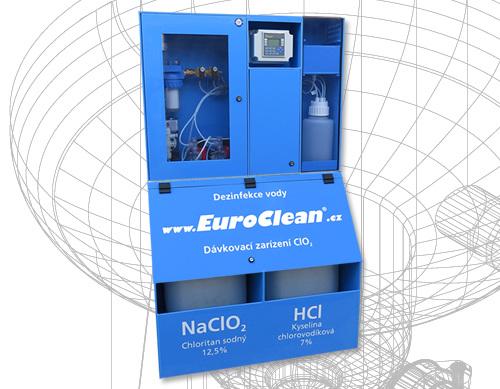 generátor chlordioxidu